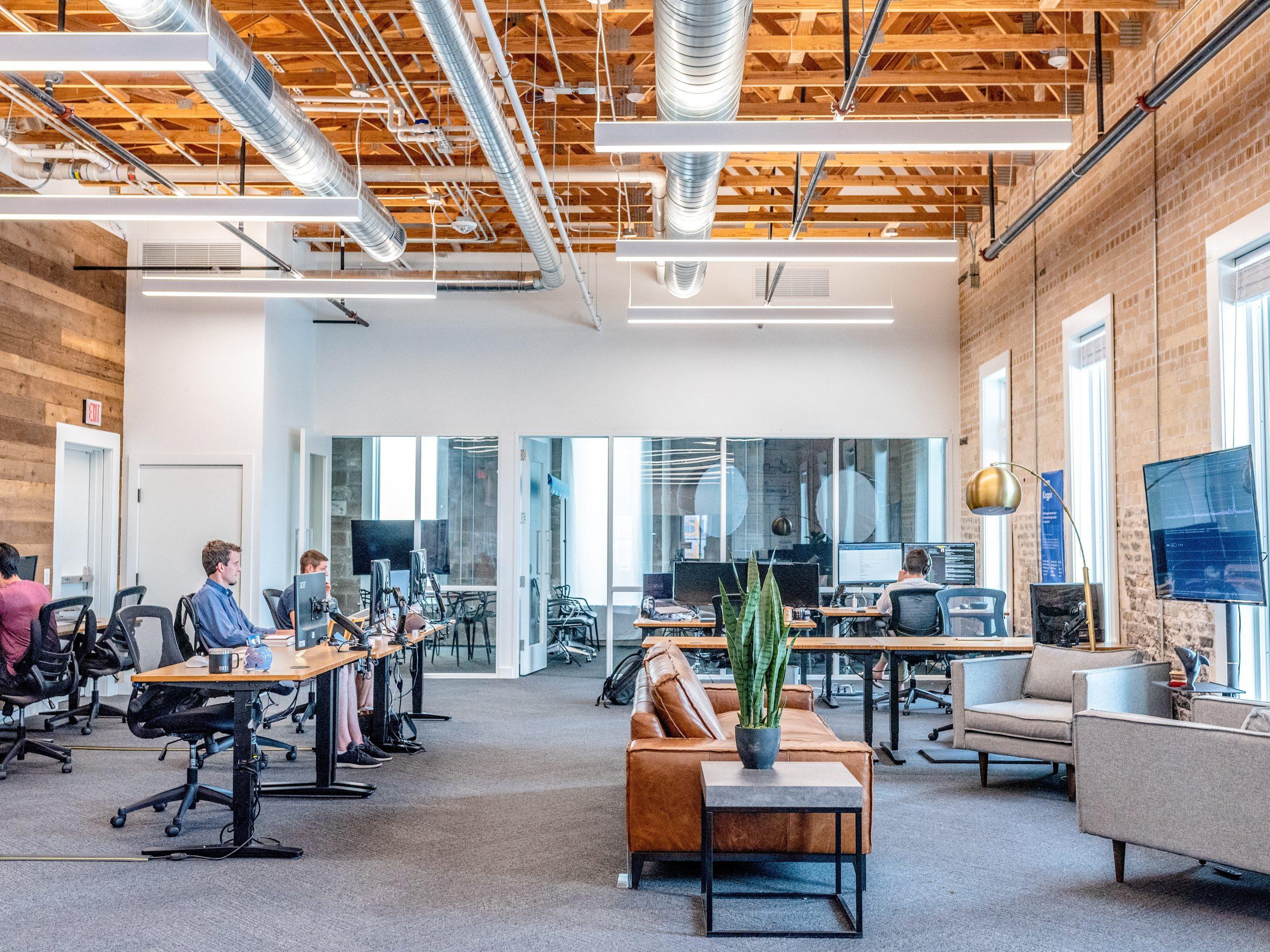 surveillance de la qualité de l'air intérieur bureaux
