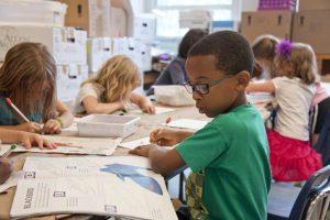 surveillance de la qualité de l'air intérieur-école